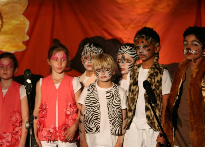 Year 4 Summer Play 2015