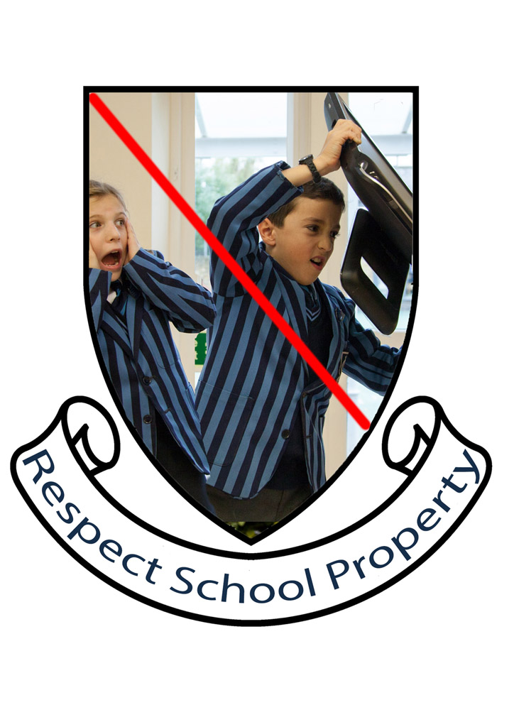 03 Respect School Property